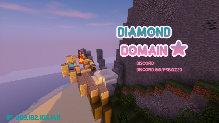 Popular Server Project : Player setup (Diamond Domain)