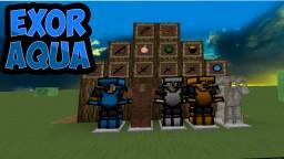 Exor Aqua 128x (PVP) Minecraft Texture Pack