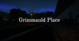 ☛ Grimmauld Place [Harry Potter] Minecraft Map & Project