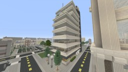 Stripe Building Minecraft Map & Project