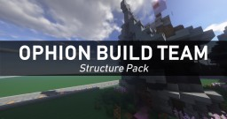 Structure Pack Minecraft Map & Project