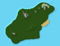 Big Island Project Minecraft Map & Project