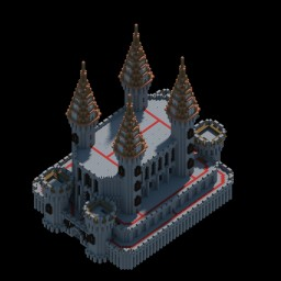 Castle Kaiserberg Minecraft Map & Project