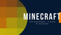 Minecraft for Beginners - Survival Mode Minecraft Blog Post