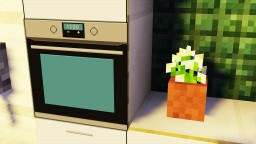 Minecraft - How To Make An Oven | Custom Map Tutorial Minecraft Map & Project
