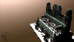 The Nekrohaven Palace Minecraft Map & Project
