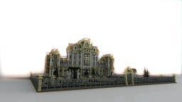 Godheim Palace Minecraft Map & Project