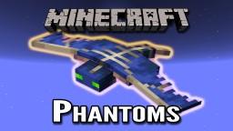 Minecraft 1.13 Showcase | Minecraft Phantom Minecraft Blog Post