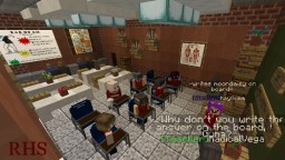 ROSEWOOD HIGH SCHOOL! [1.11.2] [custom resourcepack!] Minecraft Server