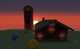 Saiyan Saga Raditz Stage and Props - Dragon Ball Z - Minecraft Map & Project