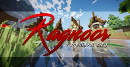 [500x500][FREE] RAGNOOR - a medieval city Minecraft Map & Project