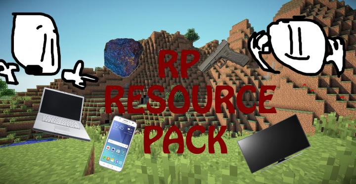 RolePlay ResourcePack (MONEY!) Minecraft Texture Pack