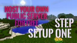 HOST YOUR OWN SERVER - FOR FREE! - SETUP & GETTING IT ONLINE (1) Minecraft Blog Post