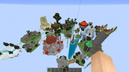 Free | SkyPvP map | Download | Minecraft Map & Project