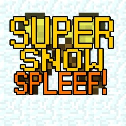 Super Snow Spleef! - V.2 Update! Minecraft Map & Project