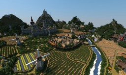 Middle age village ver 2.0 Minecraft Map & Project