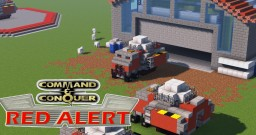 C&C Red Alert Tesla Tank
