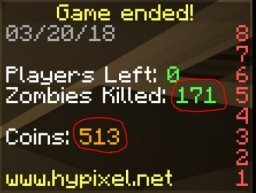 How To Survive The Hypixel Apocalypse - The Blocking Dead Minecraft Blog Post