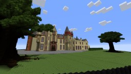 Aldourie castle Loch Ness Scotland Minecraft Map & Project