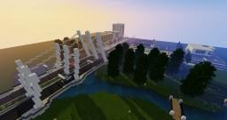 Ville moderne minecraft Saison2 Minecraft Map & Project