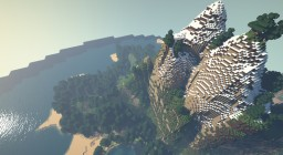 Mountaints Minecraft Map & Project