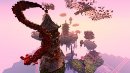 Asian Fantasy Valley - Wasure rareta tani Minecraft Map & Project