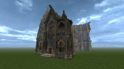 Bucland Cathedral Minecraft