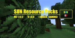 SUN Resource Packs Minecraft
