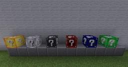Lucky Blocks (3D 1.12.2) Minecraft