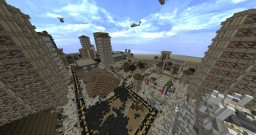"[Cinematique] Spawn Apocalypse  ""DayZ"" Minecraft Map & Project"