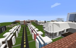 Mineville City Minecraft Map & Project