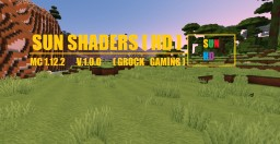 SUN SHADERS HD Minecraft Texture Pack