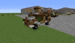 VAB-Ultima - French Army Minecraft Map & Project