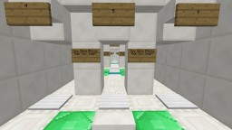 -=Minecraft Quiz=- Minecraft Map & Project