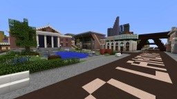 Hill Valley - California - 2015 Minecraft Map & Project