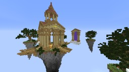 Roman/greek lobby Minecraft Map & Project