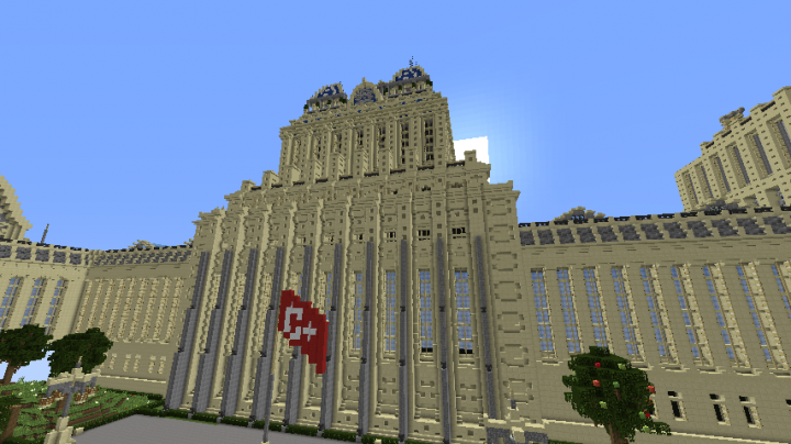 Popular Server Project : Ottoman Empire Palace