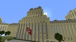 Ottoman Empire Palace Minecraft Map & Project