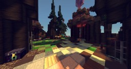 Skypvp Minecraft Map & Project