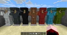 Classic Leather Armor Minecraft Texture Pack