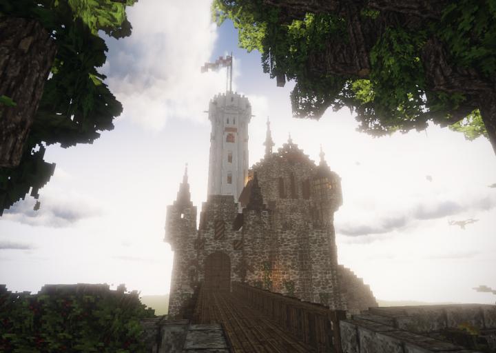 Popular Project : Schloss Lichtenstein/ Castle Lichtenstein #ConquestReforged