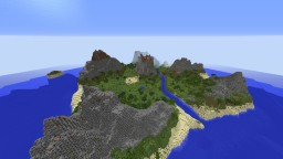 Zen_the_Shadows Survival Island Minecraft Map & Project