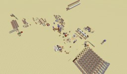 OpenCoreM1 Minecraft Map & Project
