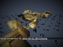 Tomb Raider Level 1 caves Minecraft Map & Project