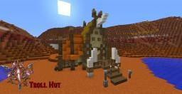 Wow Troll Hut Minecraft Map & Project