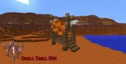 Small Troll Hut Minecraft Map & Project