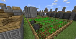 Castle/Fortress Minecraft Map & Project
