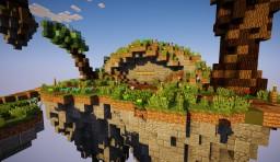 Game Hub/Lobby + Download Minecraft