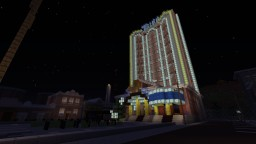 Hill Valley - California - 1985 A Minecraft Map & Project