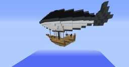 Pirate Airship Minecraft Map & Project